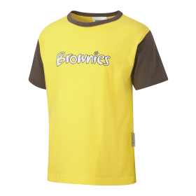 Brownies Short Sleeved T Shirt